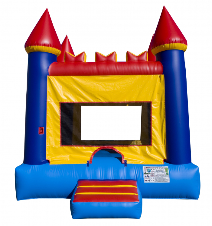 Bounce Houses, Combos and Slides- Dry