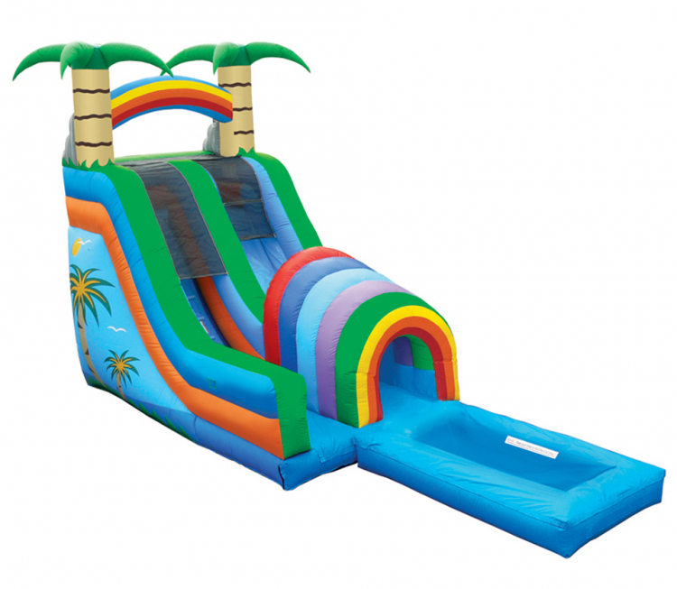 Bounce Houses and Combos- Wet